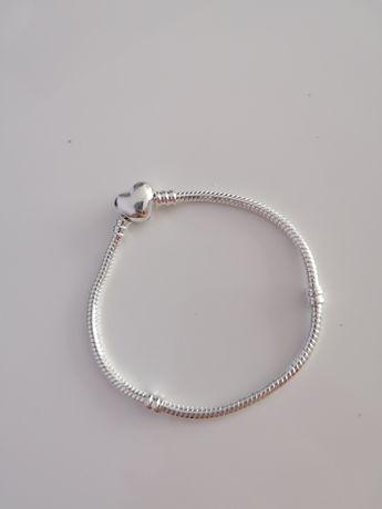 Bransoletka Typu Pandora 18 cm