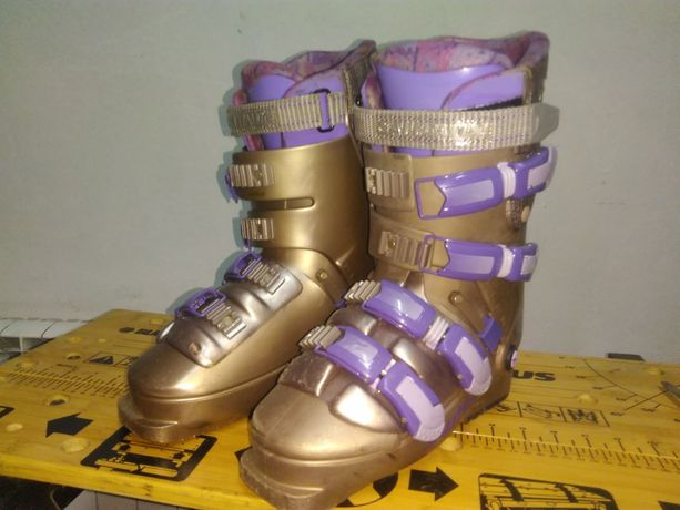 Damskie buty narciarskie Salomon Evolution 9,2 rozmiar 26