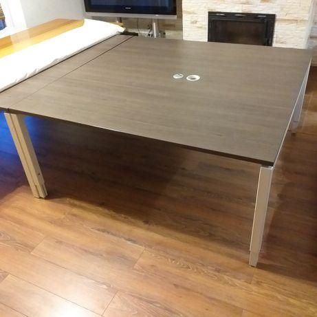 2 stoły biurowe konferencyjne