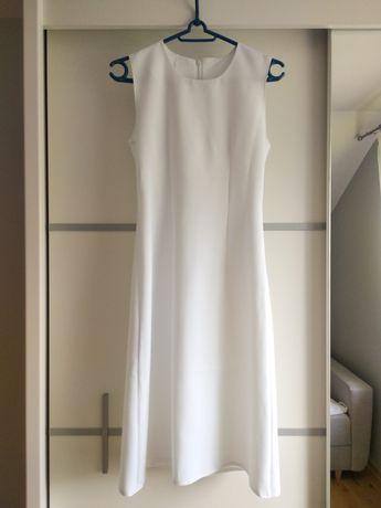 Biała Sukienka roz. 34