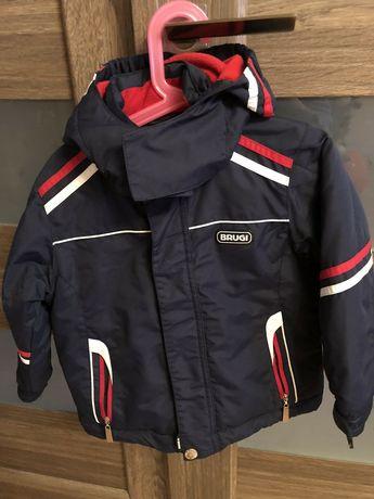 Кутка  зимняя фирменная BRUGI.Зимова фірмова куртка.Курточка.