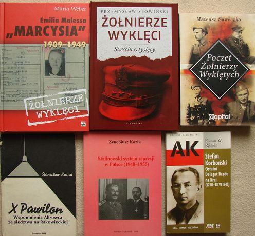 Zbrodnie UB, Żołnierze Wyklęci, stalinizm itp