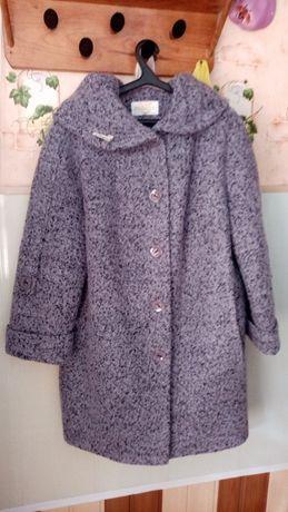 Пальто женское, Осень-Зима, совершенно новое, 54 размер