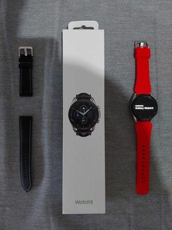 Samsung Galaxy Watch 3 45mm 4G/LTE Imaculado com garantia