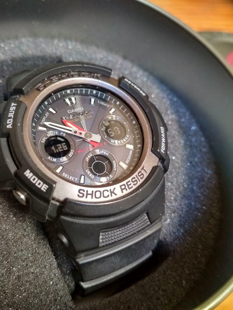 Casio g-shock tough solar cronógrafo