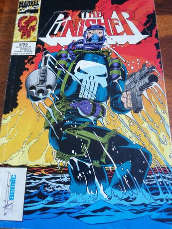 The Punisher 5/95