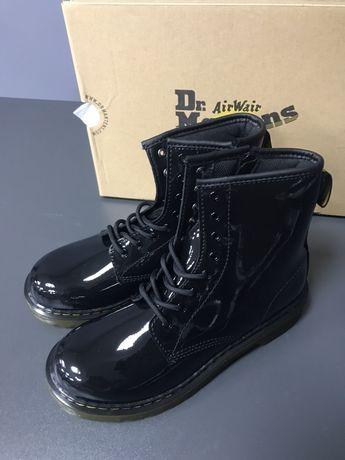 Ботинки боти dr airwait martens drmartens nike jordan обувь взуття