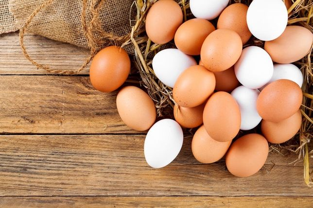 Jaja/Jajka wiejskie