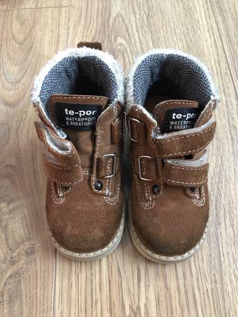 Mrugała obuwie dziecięce skórzane te-por 22