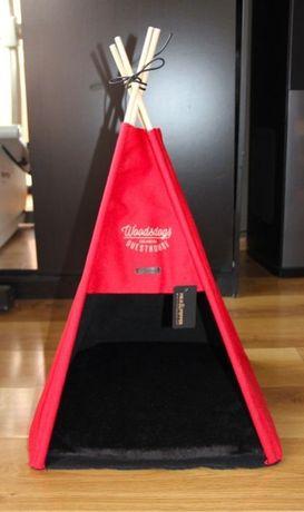 Milk&Pepper legowisko dla psa kota domek namiot kojec poduszka york