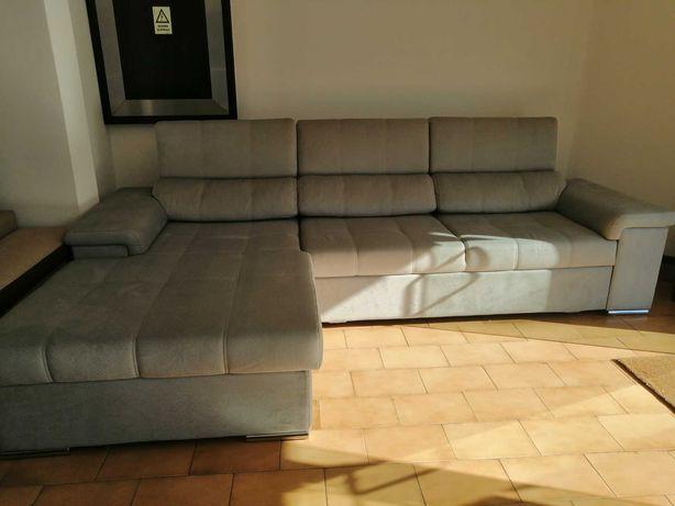 Sofá Madrid com 300 cm, novo de fábrica