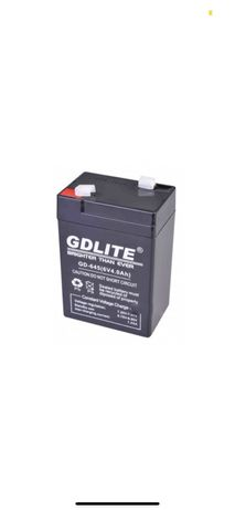 Аккумулятор GDLite BS 6V4.5Ah усы (1/20)