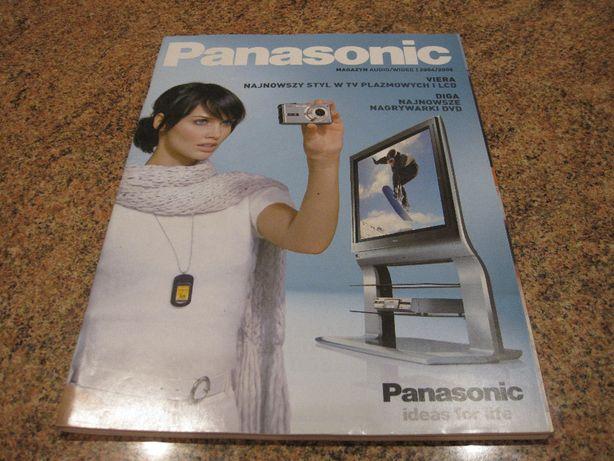 Katalog Magazyn Panasonic 2004-05