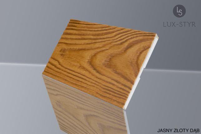 Imitacja deski, dekoracyjna deska elewacyjna, panel elewacyjny, system