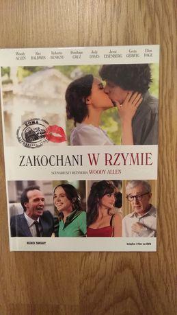 DVD Zakochani w Rzymie