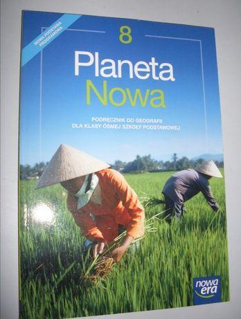 Planeta nowa 8 materiały