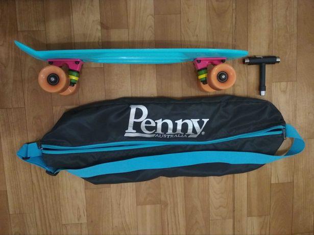 penny скейт лонгборд