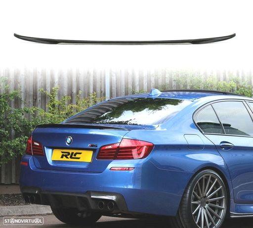 AILERON / LIP / SPOILER BMW SERIE 5 F10 LOOK M PERFORMANCE PRETO BRILHANTE