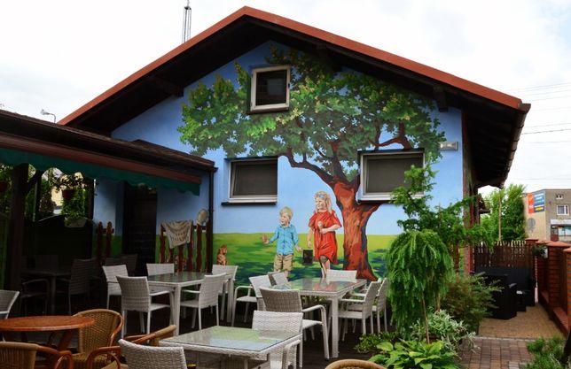 Artystyczne Malowanie Ścian, Murale, Pokoje dziecięce, Sztuka sakralna