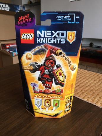 Lego 70334 Nexo Knights Beast Master Nowe Oryginalne Lego
