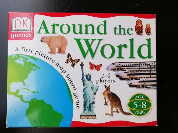 Around the World - gra językowa