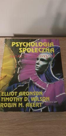 Aronson - Psychologia Społeczna
