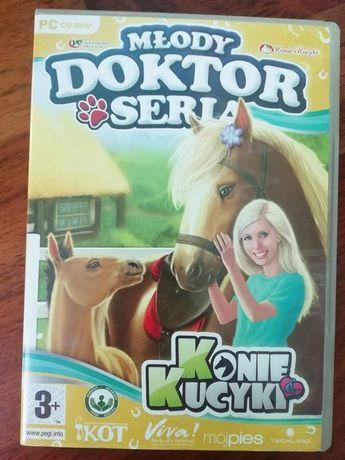 Gra Młody Doktor Konie i Kucyki na PC