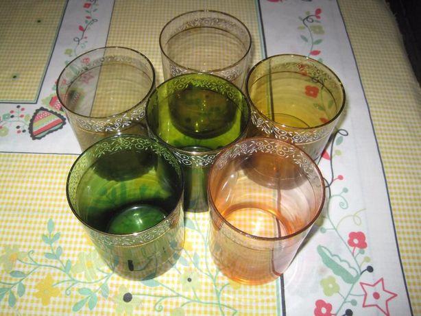 6 Copos de Whisky