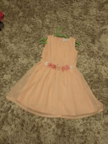 Sukienka dziewczęca 110