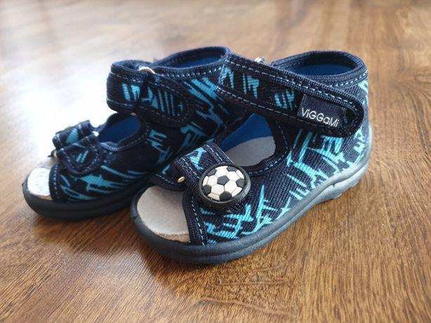 Sandałki dziecięce Vigammi 19