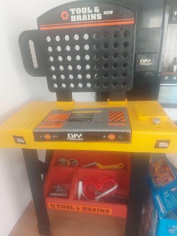 Warsztat narzędzia dla dzieci