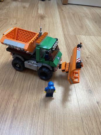Lego City 60083 Pług śnieżny