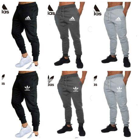 Spodnie dresowe meskie dresy Adidas m l xl xxl
