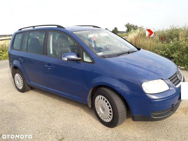Volkswagen Sharan lub zamiana