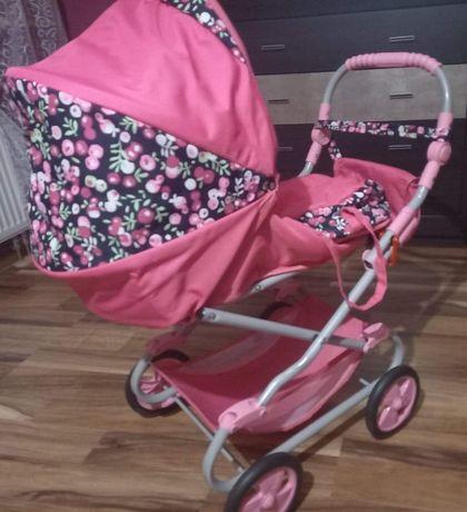 Daria III wózek dla lalek 3w1