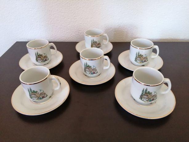 Serviço de Chá (NOVO) - Sophie Porcelaines