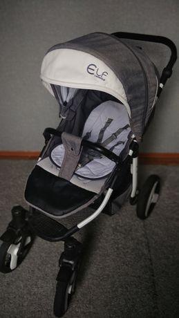 Коляска, camarelo elf, прогулочная коляска, детская коляска