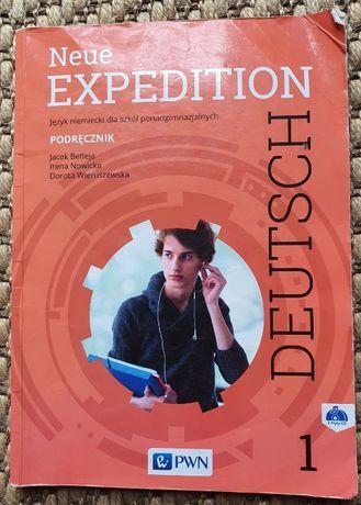 Neue Expedition - język niemiecki dla szkół ponadgimnazjalnych