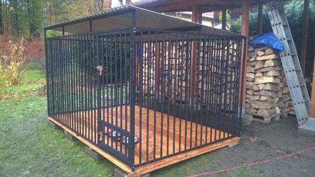 Kojec dla psa 3x2 m, różne rozmiary, klatka, boks, kojce, buda