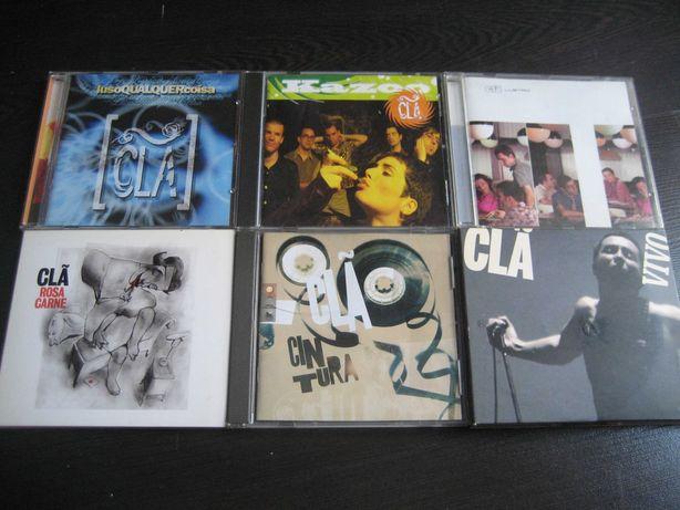 Centenas de CDs de música portuguesa e lusófona (M-Z)