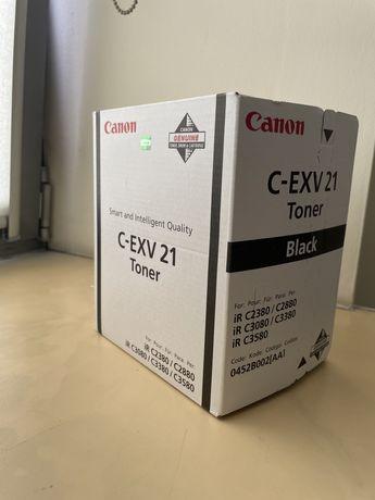 Toner canon C-EXV 21 black czarny