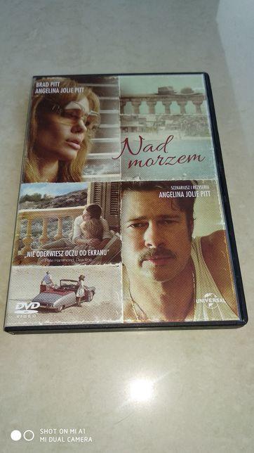 Film DVD - Nad morzem - Angelina Jolie + Brad Pitt