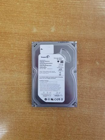 Диск HDD Sata II Seagate 3.5 7200 Baracuda 250 GB (протестований)