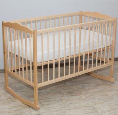 Кроватка в комплекте матрас, крепление для балдахина и сам балдахин