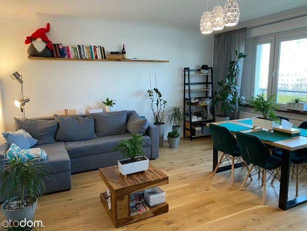 Mieszkanie 50m2, Na Skarpie, 2 pokoje, rozkładowe