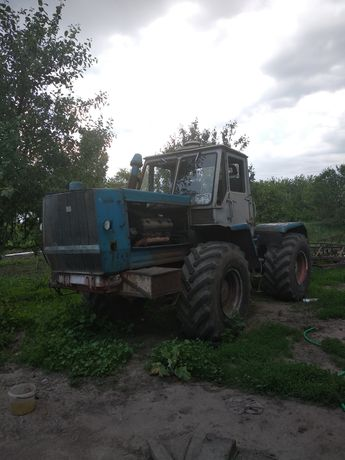 Продаю Трактор Т150 и Плуг бажано в комплекті.