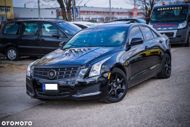 Cadillac Ats 2.0 Turbo 276km
