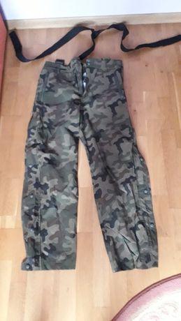 Nowe Spodnie goretex S/XL