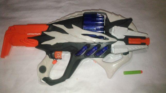 Nerf incisor пулемет