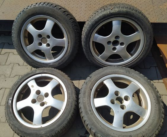 """Alufelgi Felgi Aluminiowe Borbet 4x100 ET 35 15"""" Toyota Mazda Opel 4SZ"""
